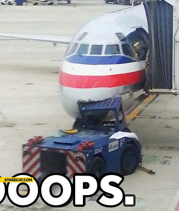 Airport accident