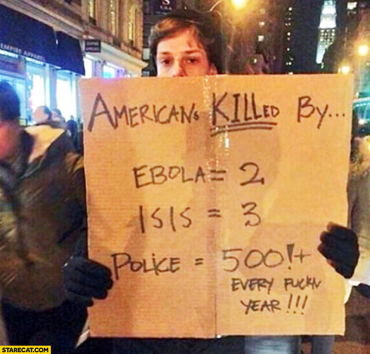 Americans killed by ebola ISIS police