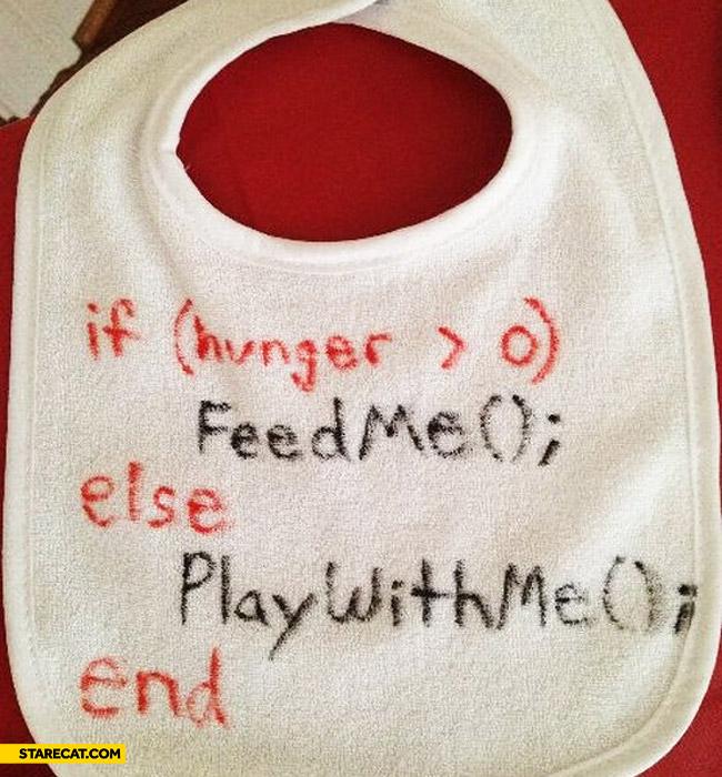 Baby algorithm
