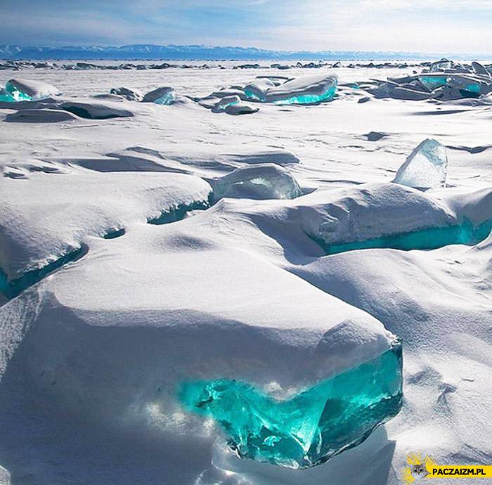 Baikal Lake Siberia