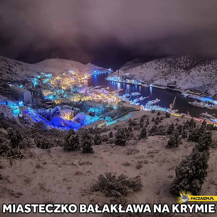 Balaklava city Crimea