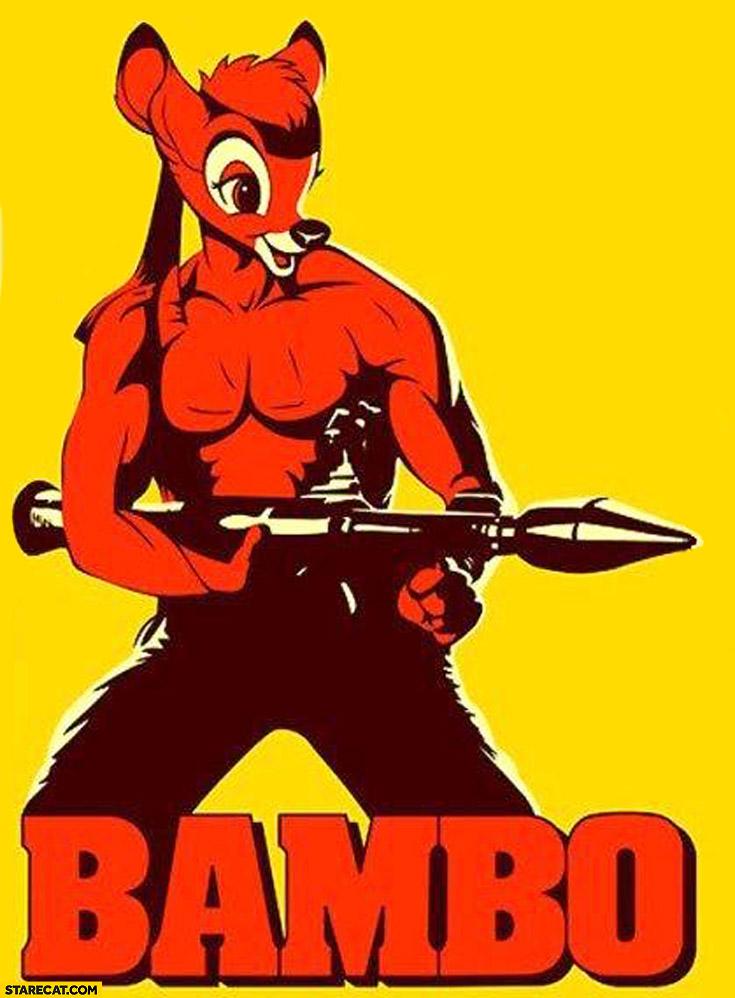 Bambo Bambi Rambo
