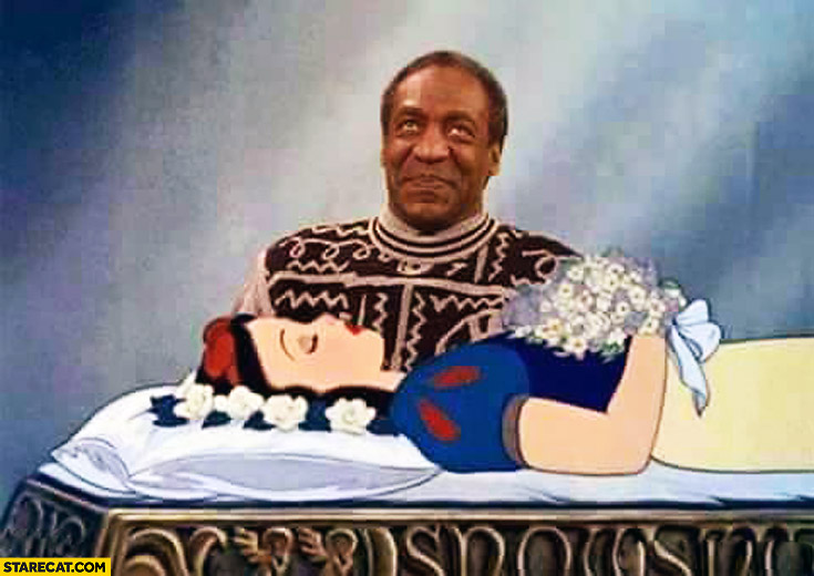 Bill Cosby Snow White