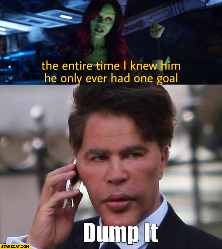 Bogdanoff the entire time I knew he only had one goal dump it Bogdanoff