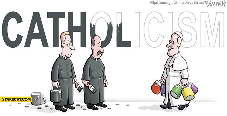 Catholicism Pope Francis