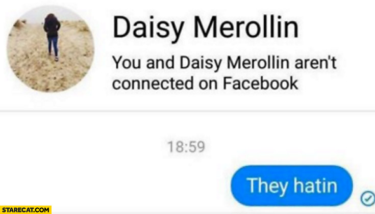 Daisy Merollin they hatin girls name