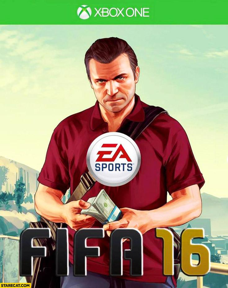 FIFA 16 EA Sports GTA