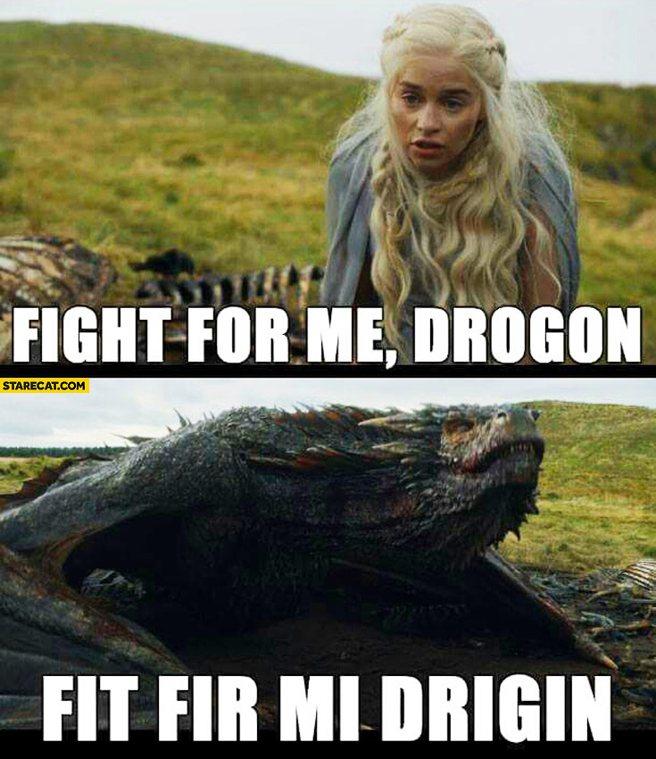 Fight for me dragon fit fir mi drigin