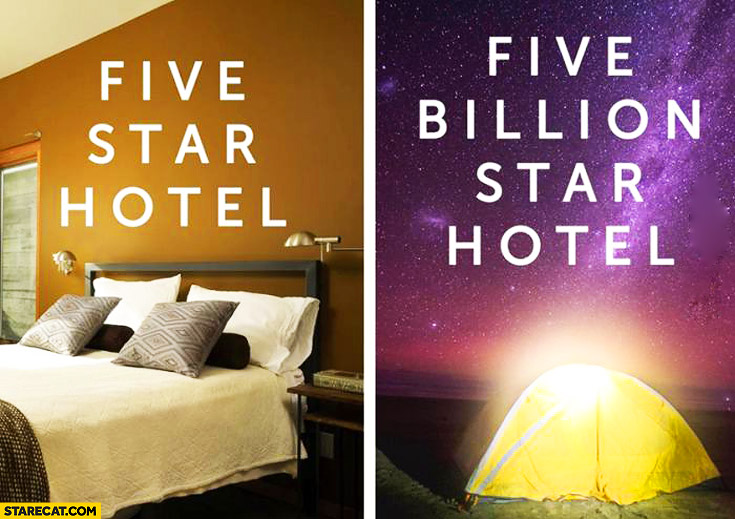 Five star hotel five billion star hotel