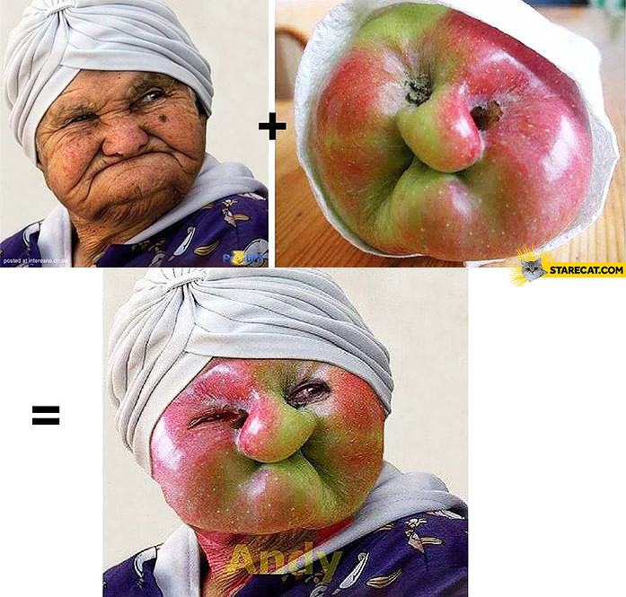 Grandma apple