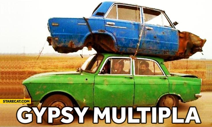Gypsy multipla