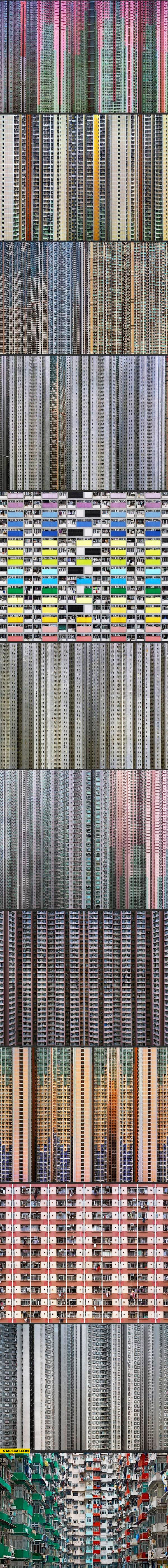 Hong Kong architecture