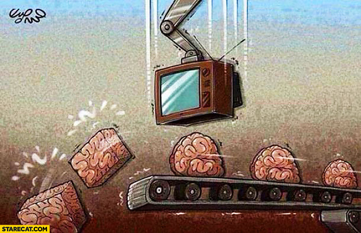 How television works