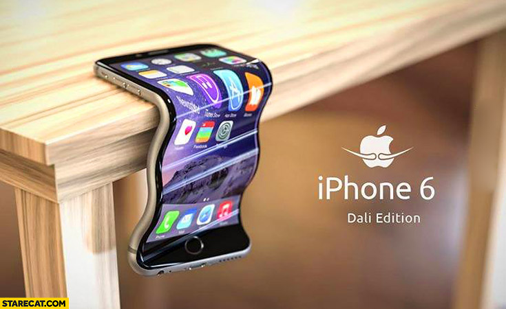 iPhone Dali edition