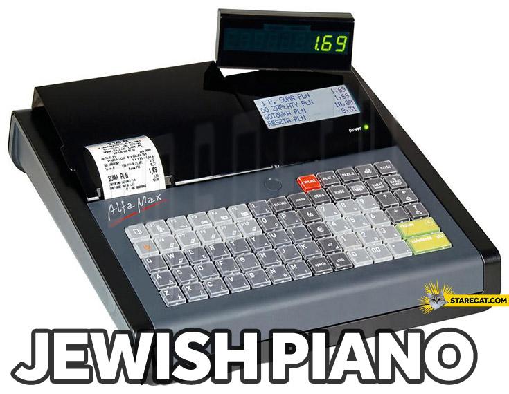 Jewish piano