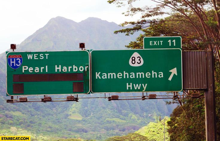 Kamehameha Hawaii location