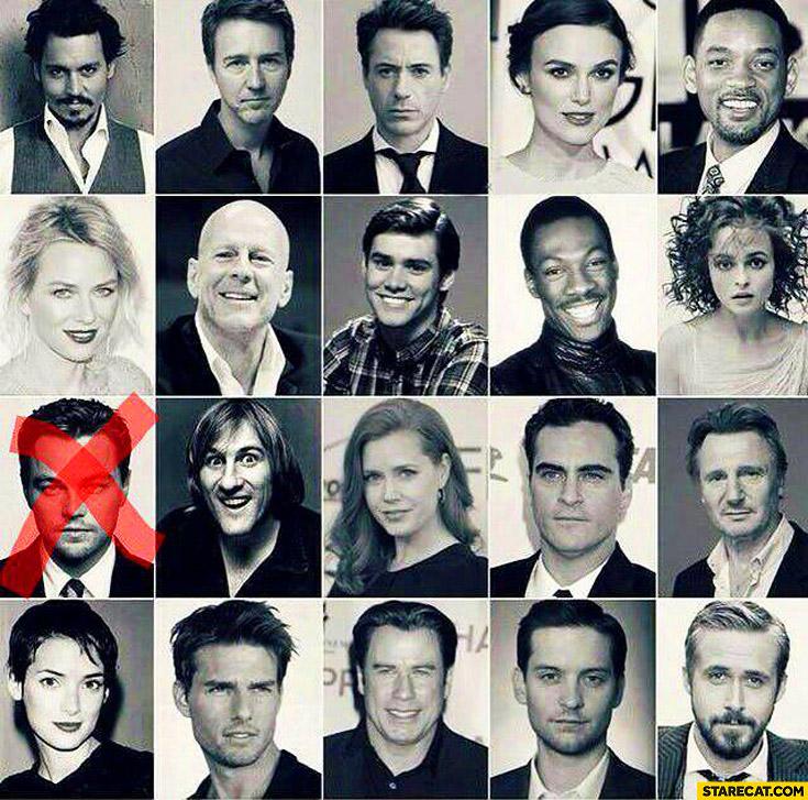 Leonardo DiCaprio got Oscar, list of actors who still didn't get it