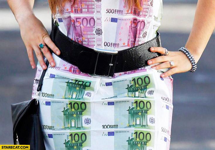 Looking like million euros