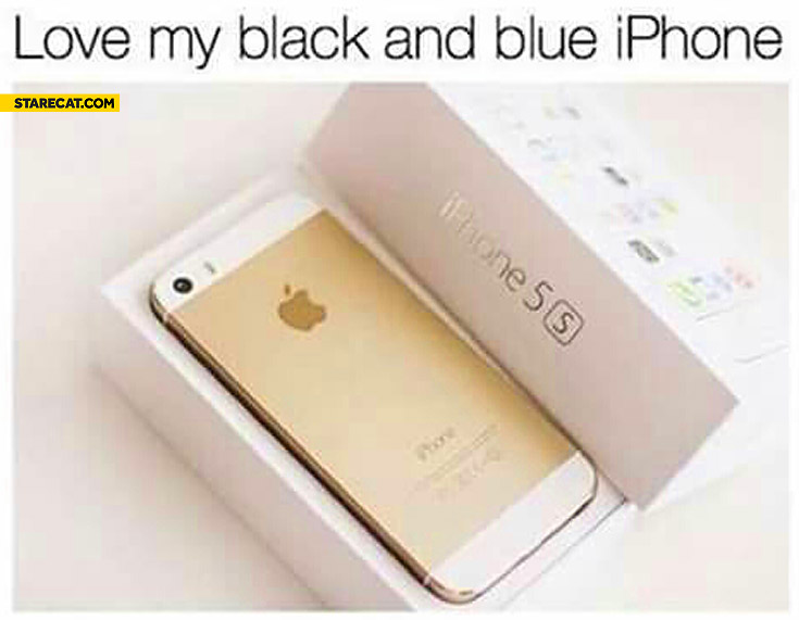 Love my black and blue iPhone