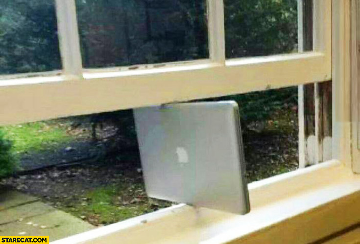 Mac supporting Windows
