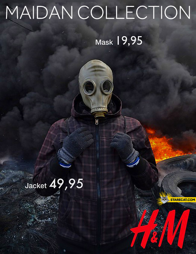 Maidan collection H&M