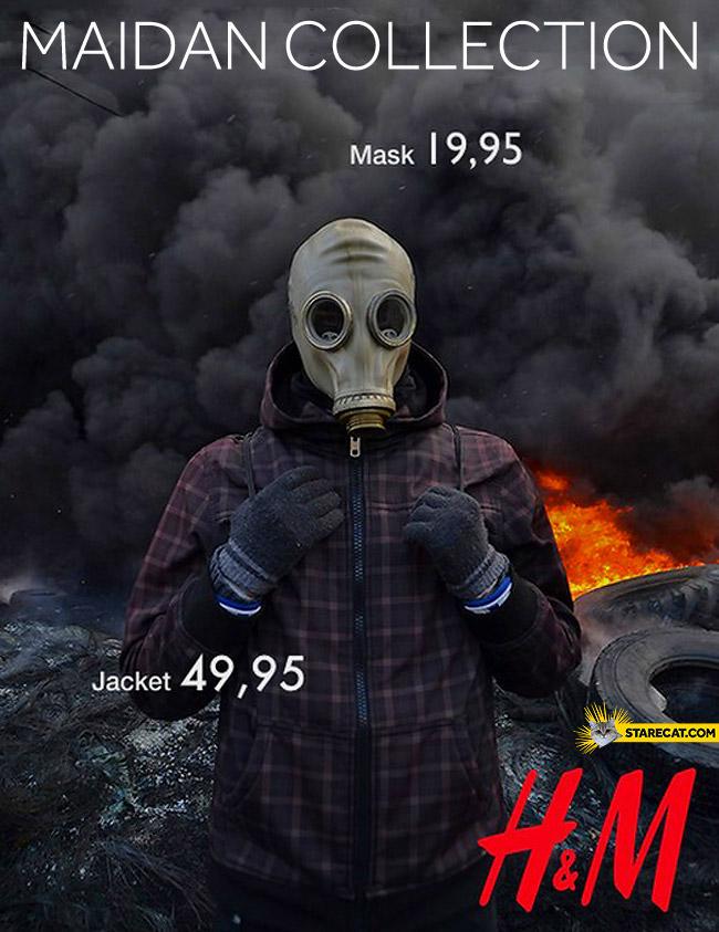 Maidan collection H&M