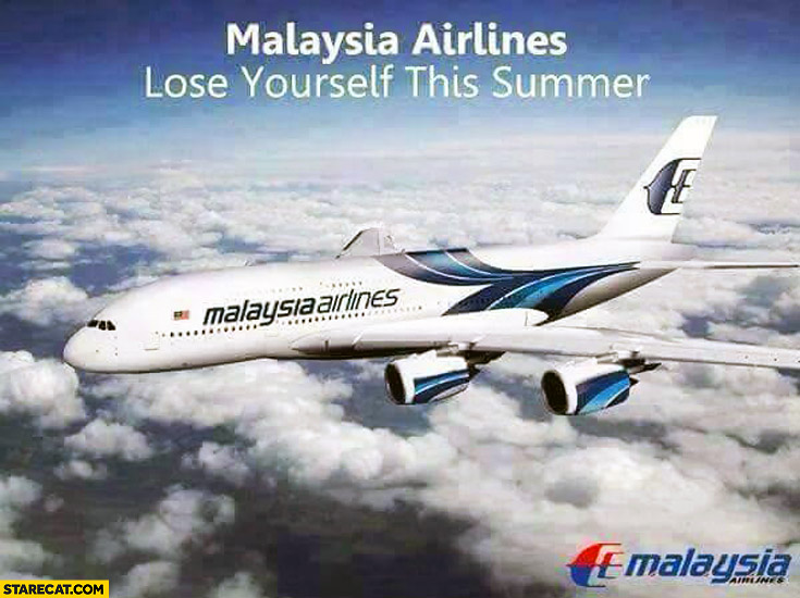Malaysia Airlines lose yourself this summer