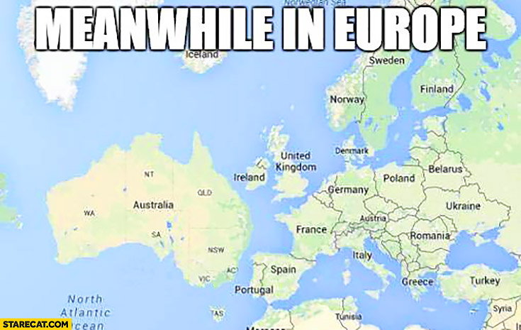 Meanwhile in Europe – Australia Eurovision music contest