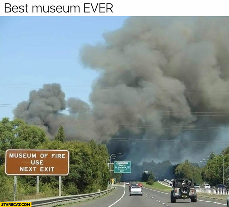 Museum of fire, best museum ever