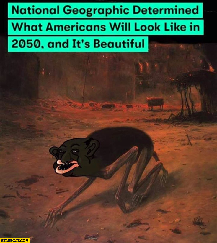 National Geographic determined what americans will look like in 2050 and it's beutiful