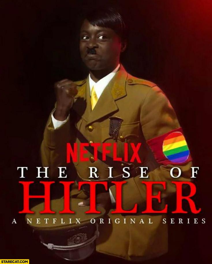 Netflix the rise of hitler, Netflix original series black woman LGBT