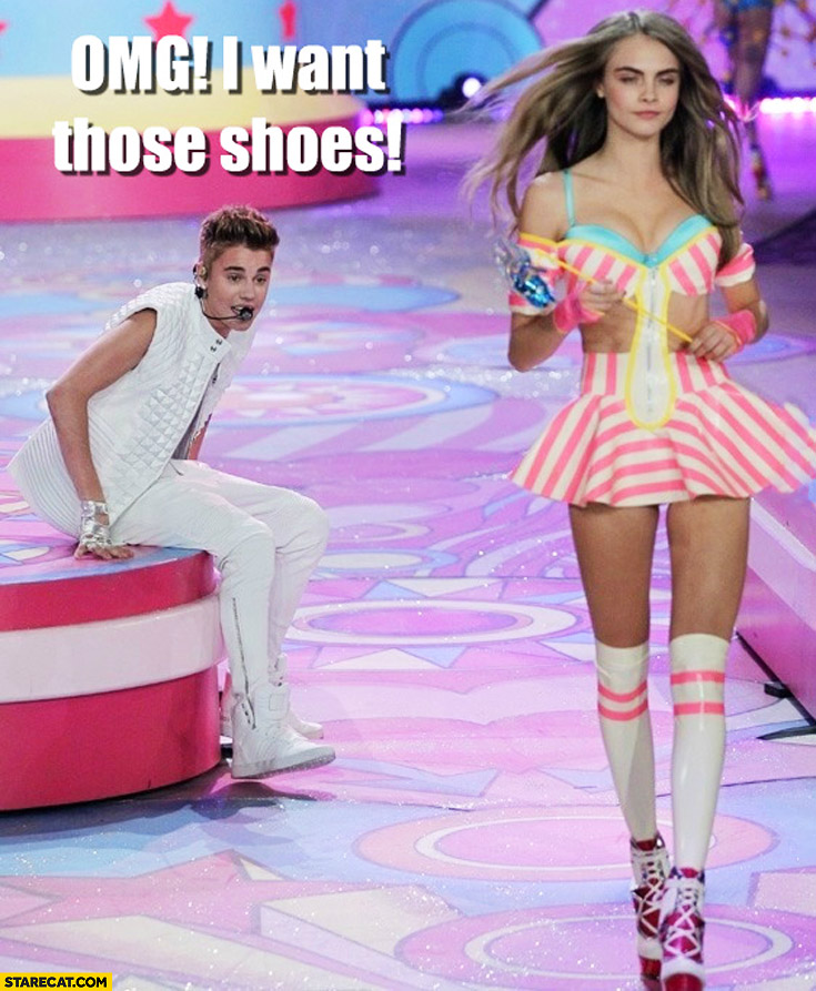 Omg I want those shoes Justin Bieber