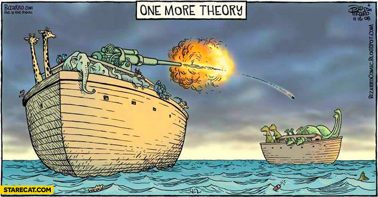 One more theory about dinosaurs extinction