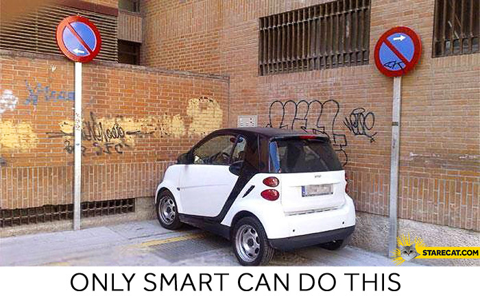 Only Smart can do this