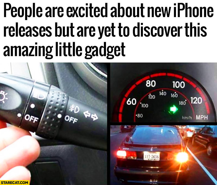 People are excited about new iPhone releases but are yet to discover this amazing little gadget turning indicators