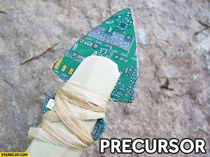 Precursor old cursor