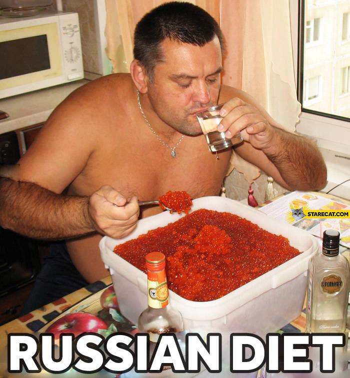 Russian diet