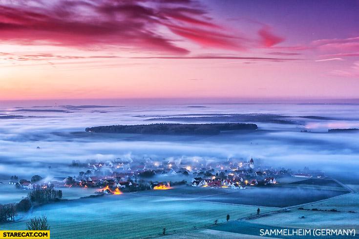 Sammelheim mist