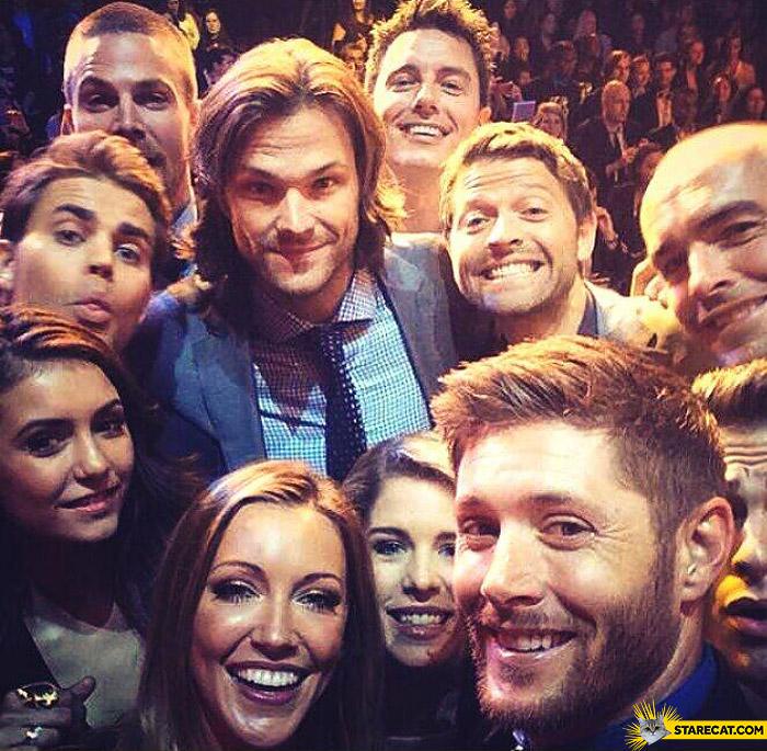 Selfie Supernatural
