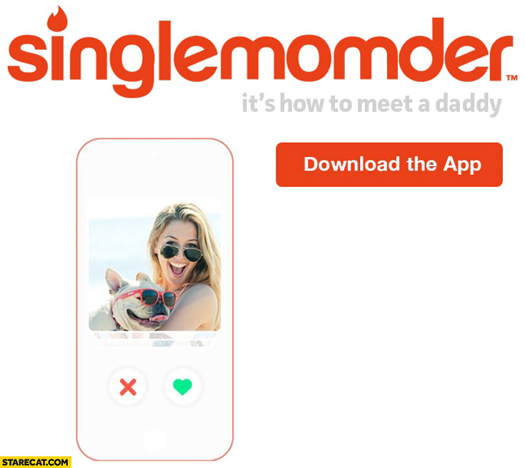 Singlemomder app it's how to meet a daddy