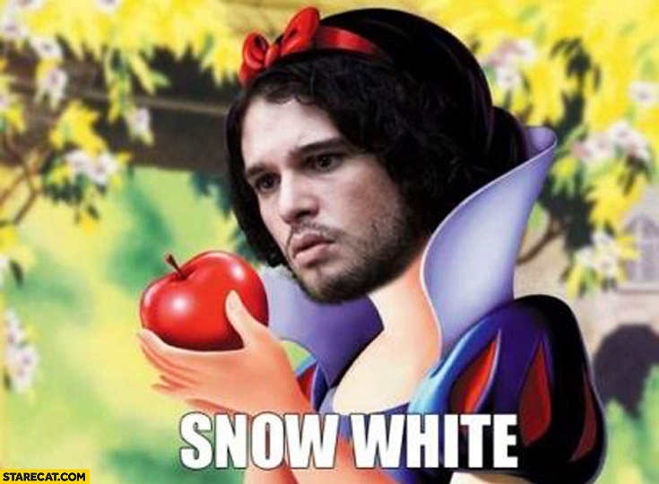 Snow White Jon Snow
