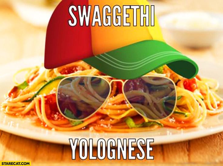 Swaggethi yolognese
