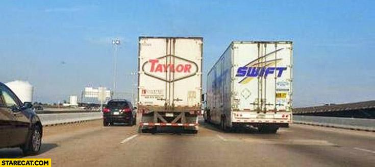 Taylor Swift juggernauts
