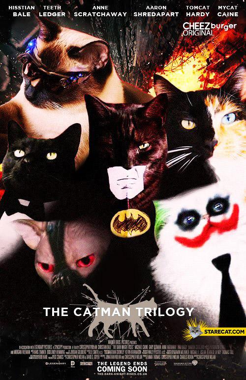 The Catman Trilogy