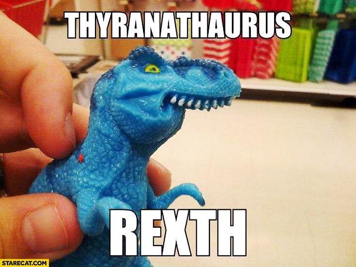 Thyranathaurus Rexth