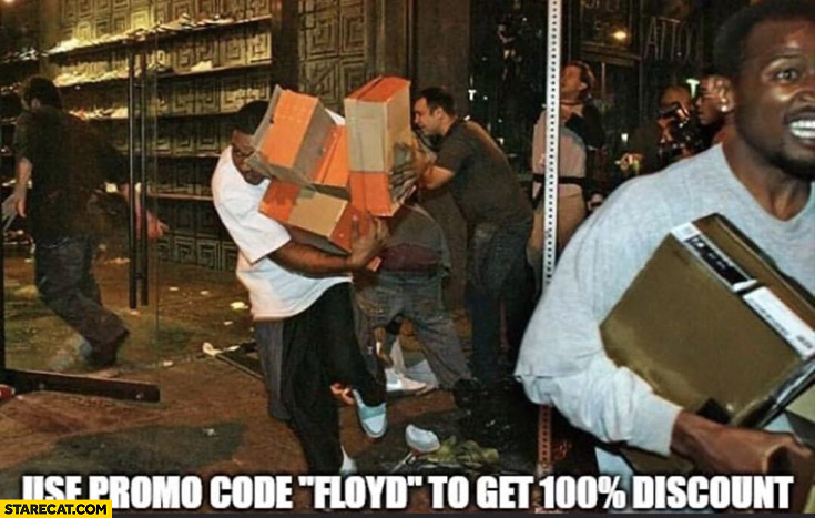 Use promo code FLOYD to get 100% percent discount