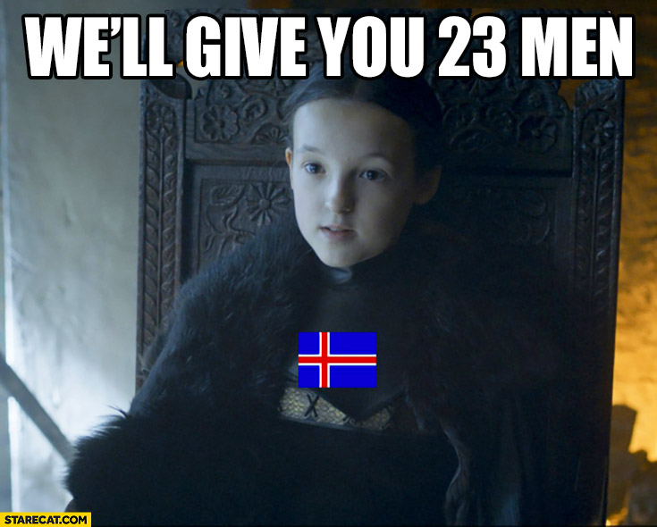Lyanna Mormont Memes Starecat Com