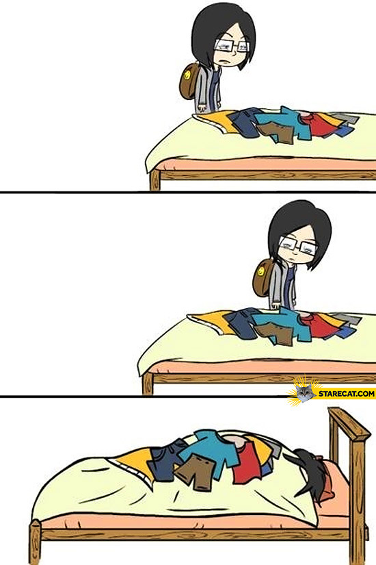 When I'm back from school