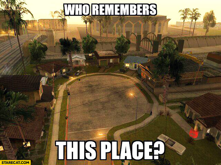 who remembers this place gta hood